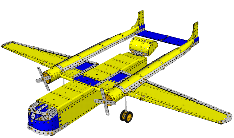 VirtualMEC - 3D CAD for MECCANO