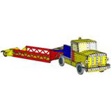 Articulated low loader